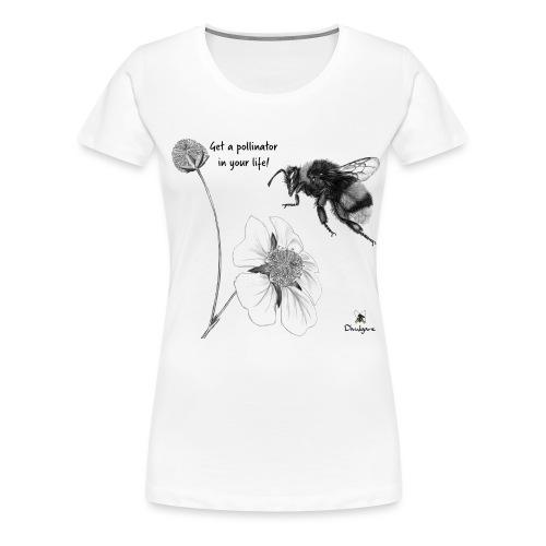 Bombus terrestris - Camiseta premium mujer
