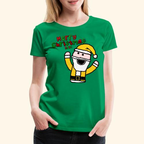 Santa Kid (Christmas 2019) - Women's Premium T-Shirt