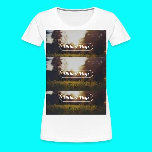 FotorCreatedgggg jpg - Women's Premium T-Shirt