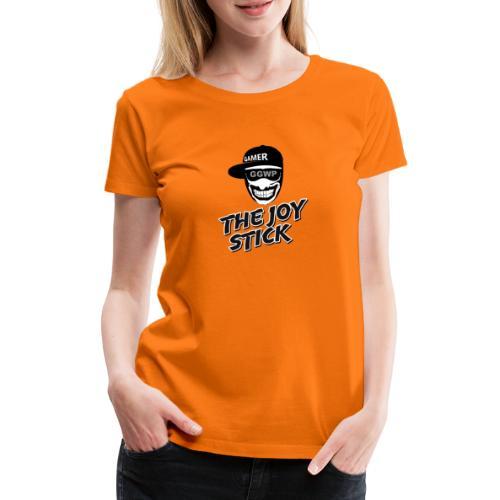 The Joy Stick - Gamer - Naisten premium t-paita