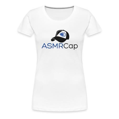ASMR Cap - Women's Premium T-Shirt