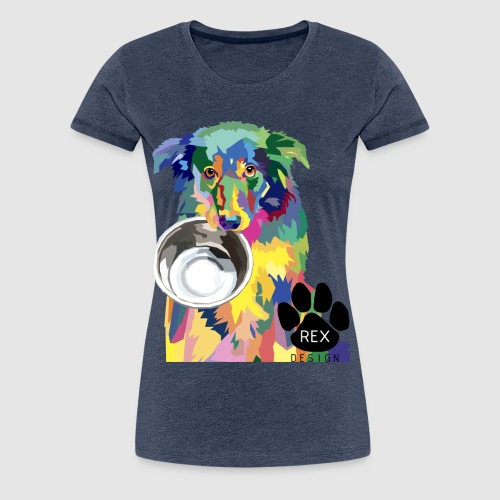 #AdoptDontShop - Women's Premium T-Shirt