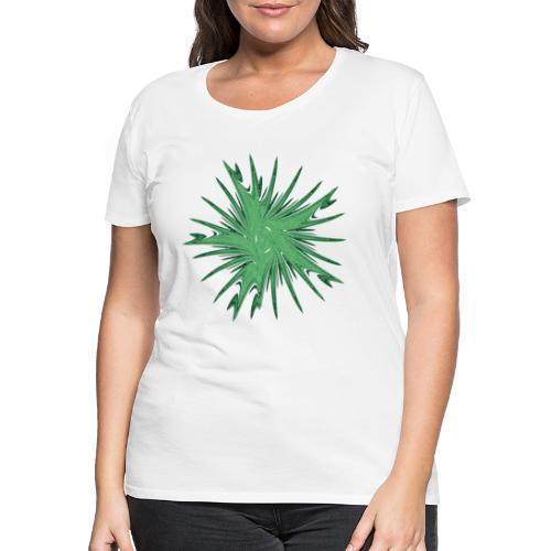 Starfish Sea Urchin Sea Animals Ocean Chaos 3469alg - Women's Premium T-Shirt