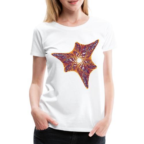 Starfish Ammonite Urtier 12000I - Women's Premium T-Shirt