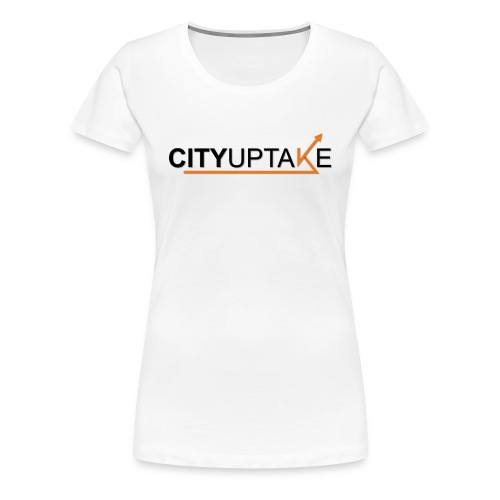 CITYUPTAKE´S main logo (no text) - Women's Premium T-Shirt