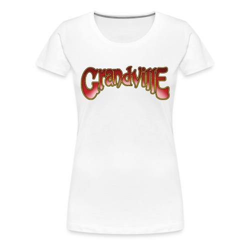 The Grandville logo - Women's Premium T-Shirt