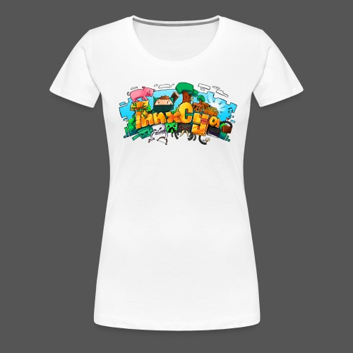 ThnxCya tshirt design 01 big by Jonas Nacef png - Women's Premium T-Shirt