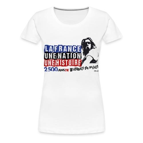 Vercingétorix - T-shirt Premium Femme