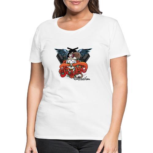 Trouble ONE - Frauen Premium T-Shirt