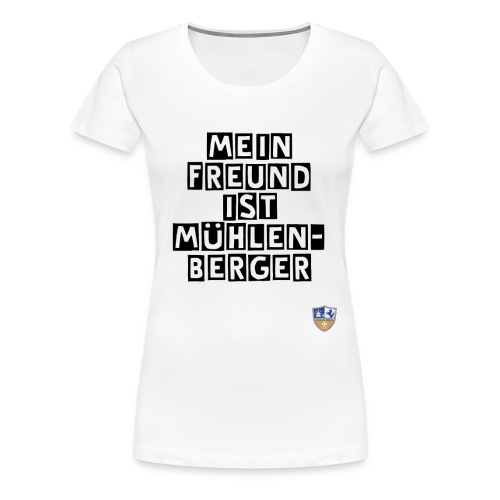 MFIM2 png - Frauen Premium T-Shirt