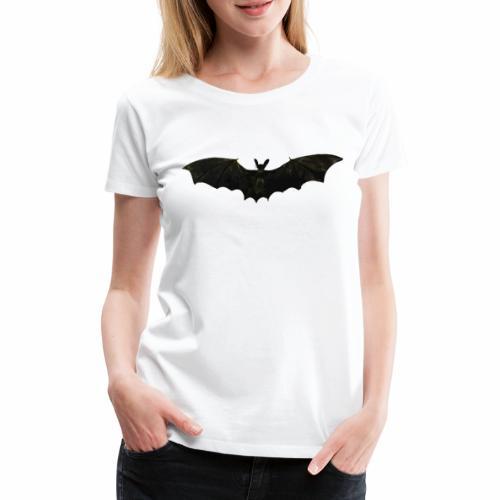 Fliegende Fledermaus - Frauen Premium T-Shirt