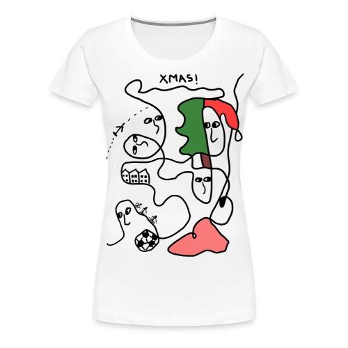 XMAS! Collection - Frauen Premium T-Shirt