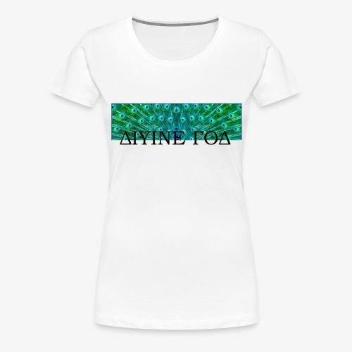 BeProud Logo - Vrouwen Premium T-shirt