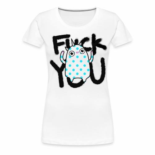 FY - by Taina (CH) - Frauen Premium T-Shirt