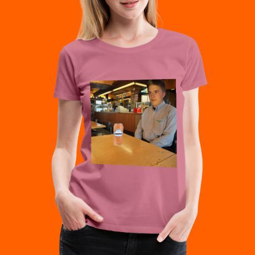 OrangeFullLari - Naisten premium t-paita