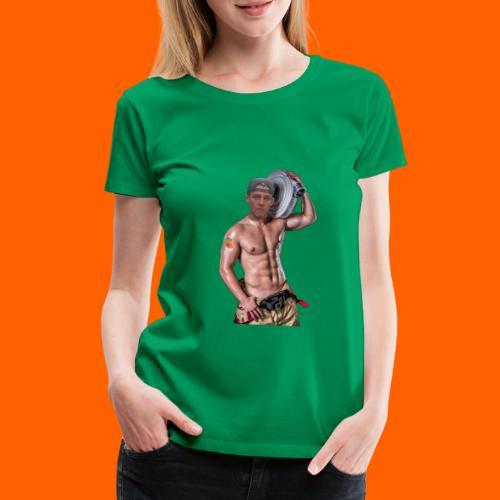 OrangeFullEetu - Naisten premium t-paita