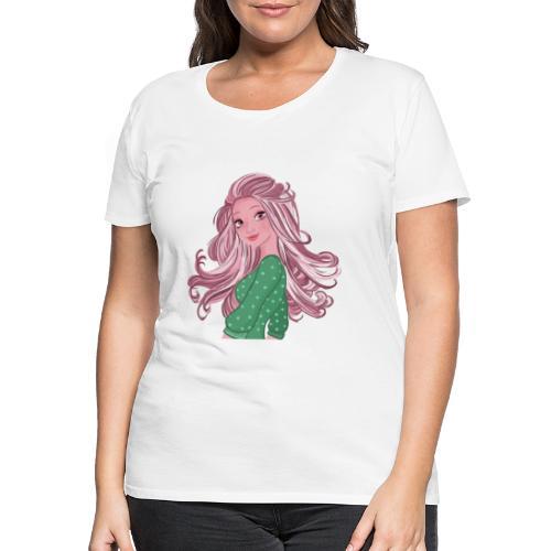 Girl power Holly - T-shirt Premium Femme