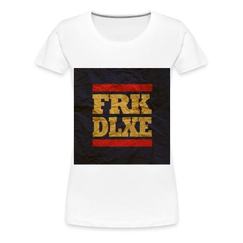 FrkLogo - Frauen Premium T-Shirt