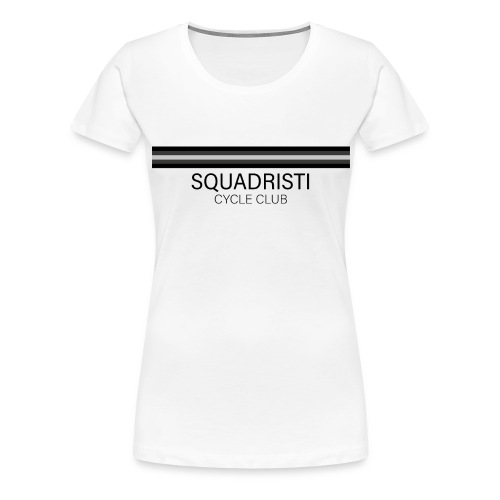 Squadristi Cycle Club - Frauen Premium T-Shirt