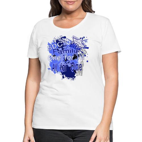 Stunt & Dance Company FAN - Frauen Premium T-Shirt