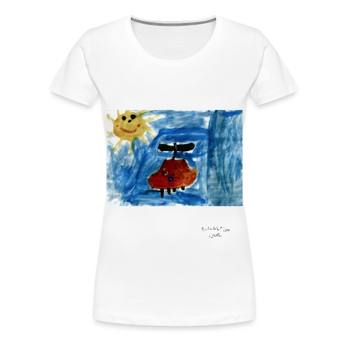 Kollektion Lara Logo - Frauen Premium T-Shirt