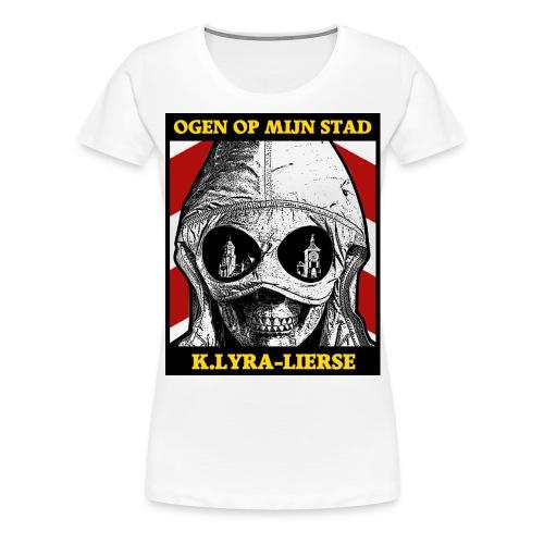 Tifo OgenOpMnStad - Vrouwen Premium T-shirt