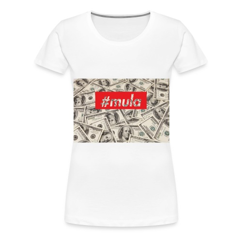 mula - Frauen Premium T-Shirt