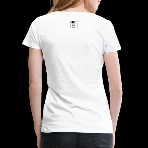 LOGO SKULL N 2 - T-shirt Premium Femme