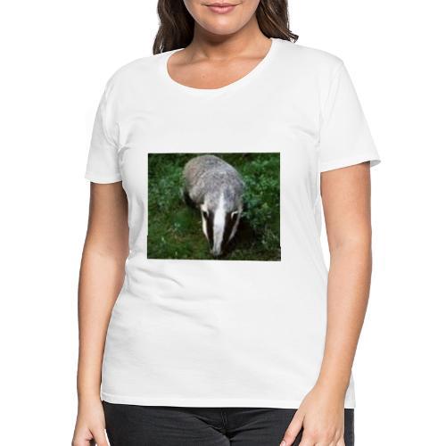 lillerik01 - Premium-T-shirt dam
