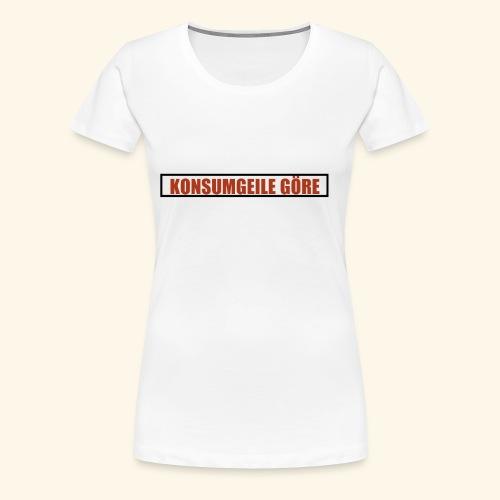 Goere - Frauen Premium T-Shirt