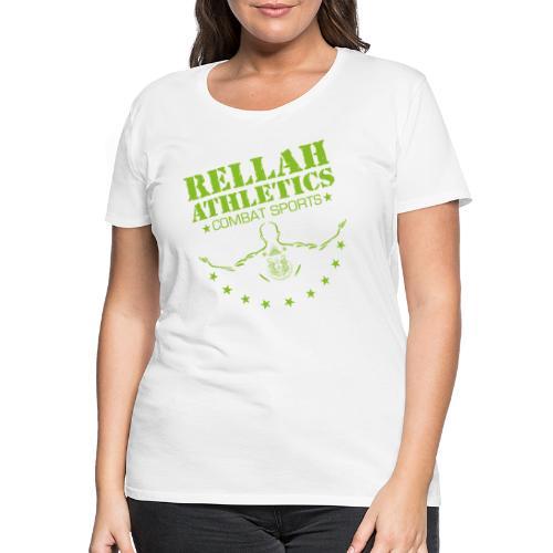 Rellah Athletics Trainingscenter Combat Sports - Frauen Premium T-Shirt