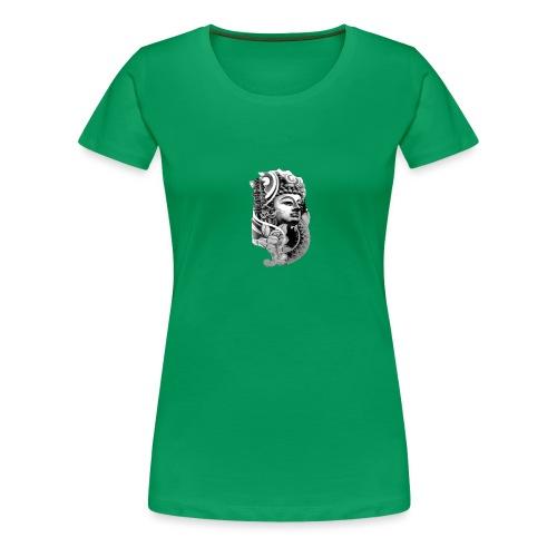 buddha - Vrouwen Premium T-shirt