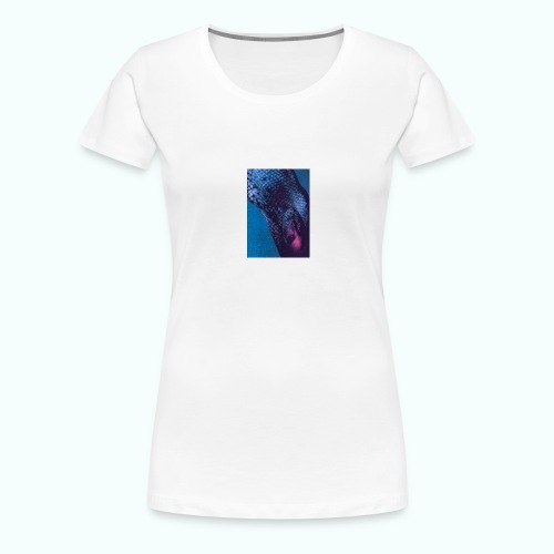 ABTAUCHEN - Frauen Premium T-Shirt