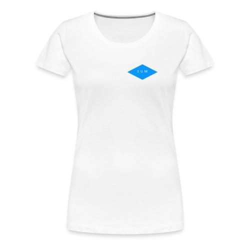 S U M - T-shirt Premium Femme