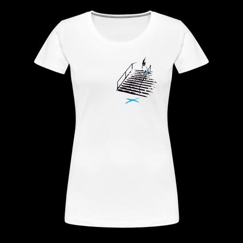 storyboardslide - Frauen Premium T-Shirt