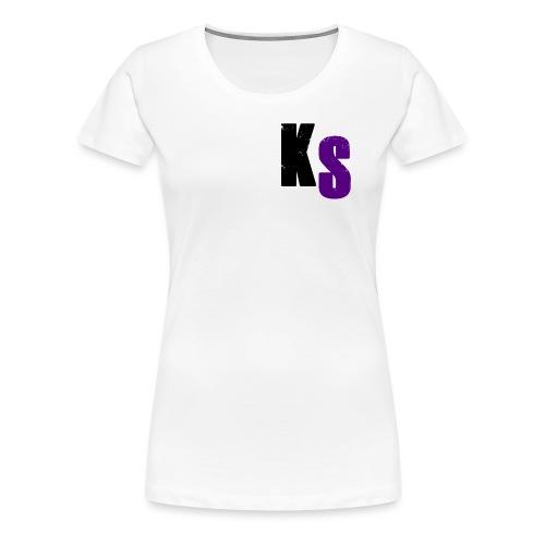 KS Official - Premium-T-shirt dam