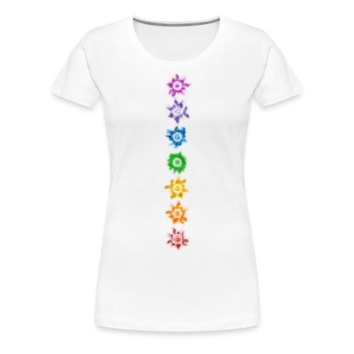 Chakra - Shirt - Frauen Premium T-Shirt