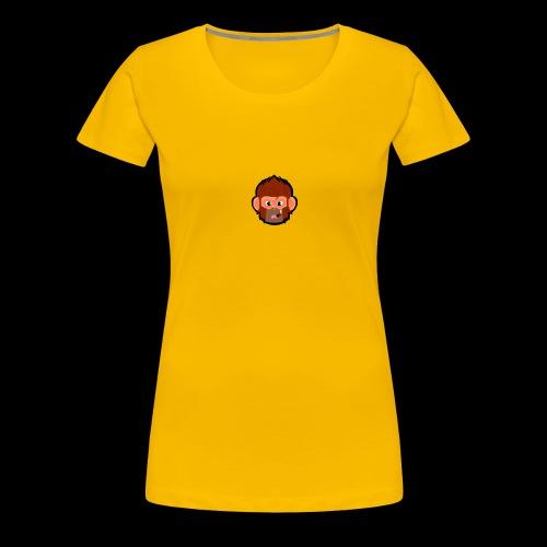 pogo clan cover - Dame premium T-shirt