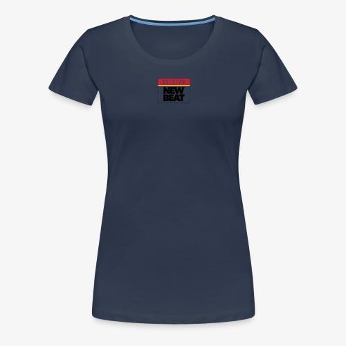 BNB LOGO - Vrouwen Premium T-shirt