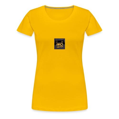 pro gamer magliette grembiule da cucina - Maglietta Premium da donna
