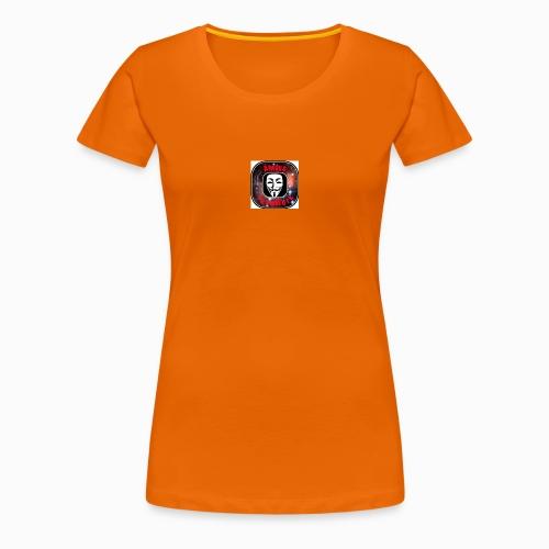 Always TeamWork - Vrouwen Premium T-shirt