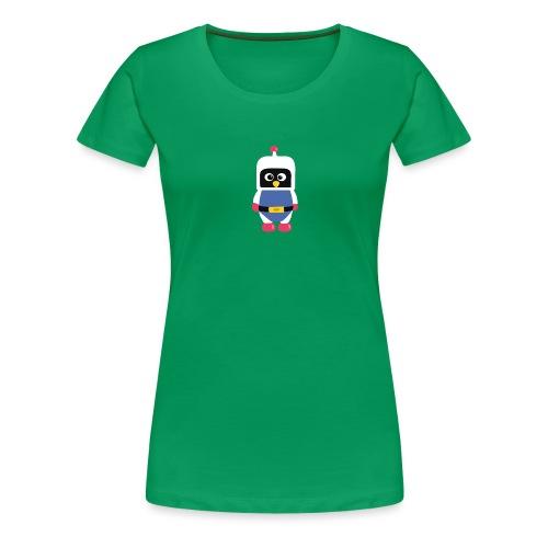 Pingouin Dyna - T-shirt Premium Femme