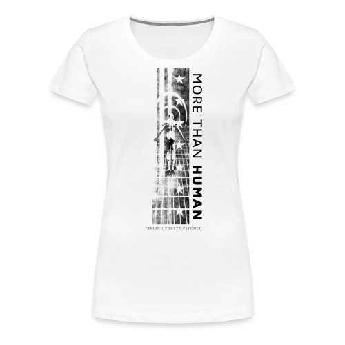 feelingpretty png - Premium-T-shirt dam