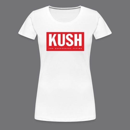 KUSH Tee Shirts - Women's Premium T-Shirt