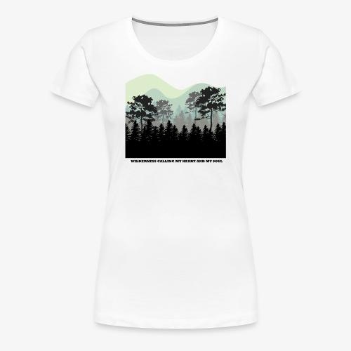 wearenature2 - Women's Premium T-Shirt