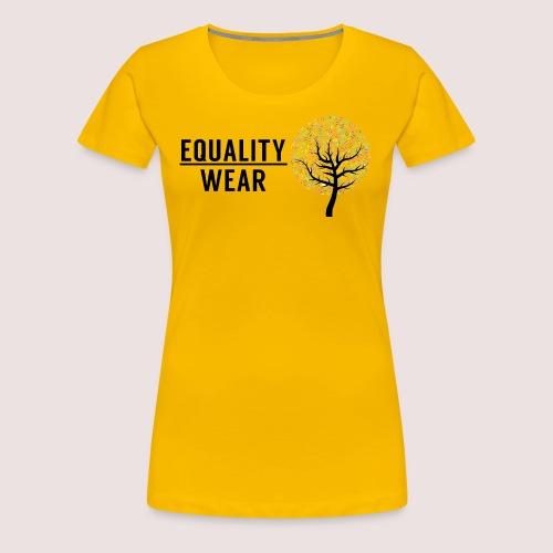 Musical Equality Edition - Women's Premium T-Shirt