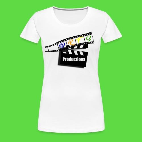 DRFS Productions - Vrouwen Premium T-shirt