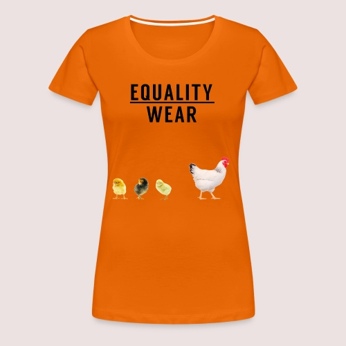 Small Chicken Edition - Women's Premium T-Shirt