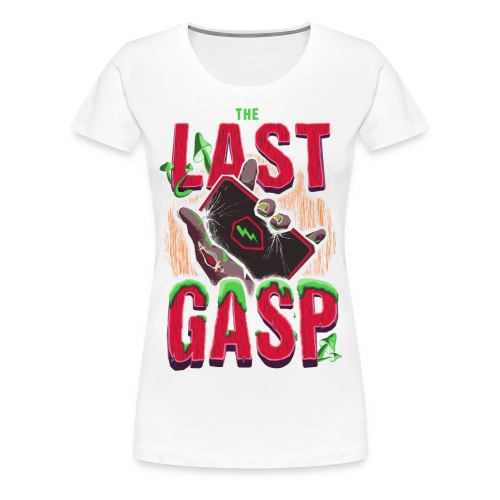 World of Tanks Blitz - The Last Gasp - Frauen Premium T-Shirt