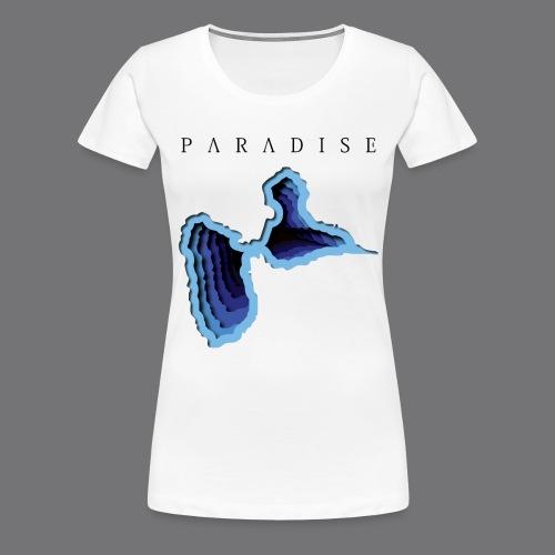 GWADA PARADISE Tee Shirts - Women's Premium T-Shirt